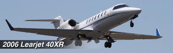 2006 Learjet 40XR