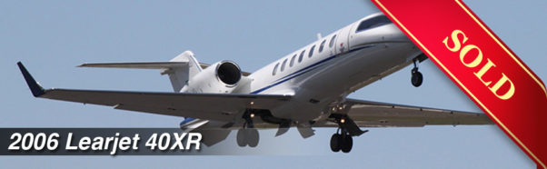 2006-Learjet-40XR-SOLD