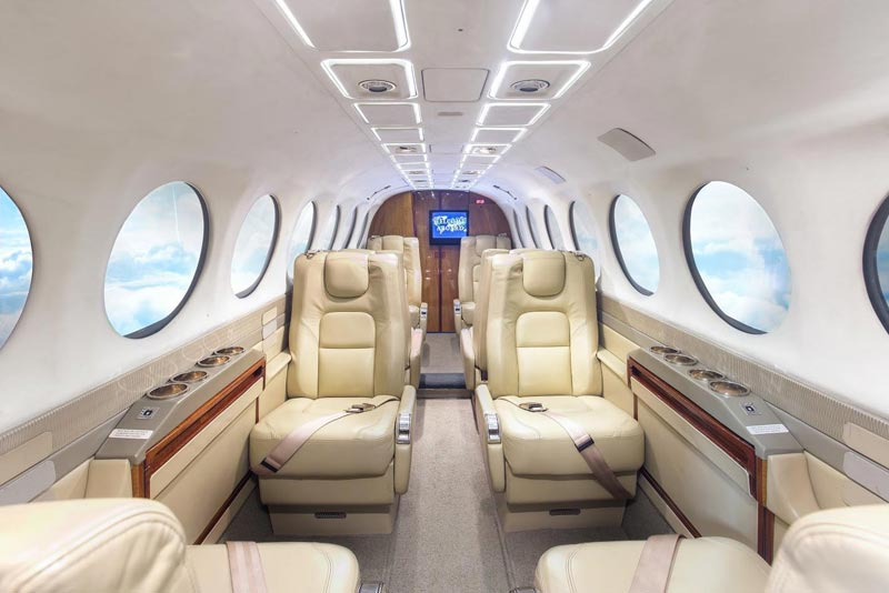 Image Result For Beechcraft Premier Interior