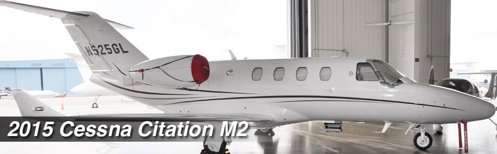 2015 CESSNA CITATION M2 S/N 525-0872 Reg N525GL